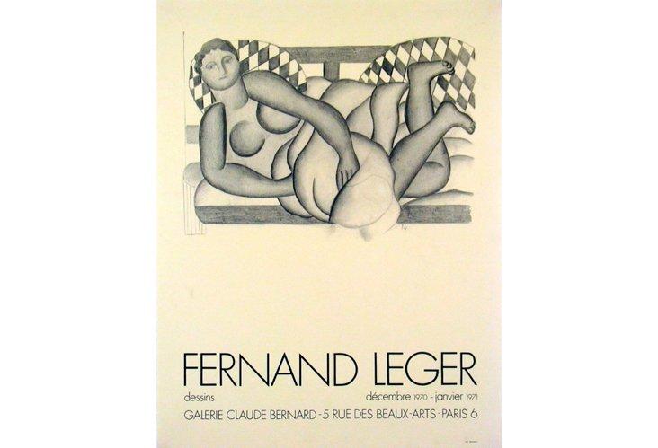 Fernand Leger, Nude