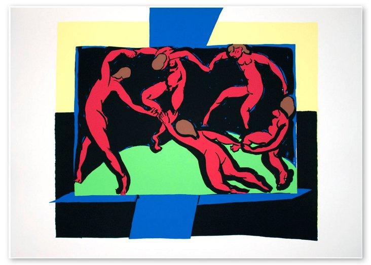 Henri Matisse, Danse
