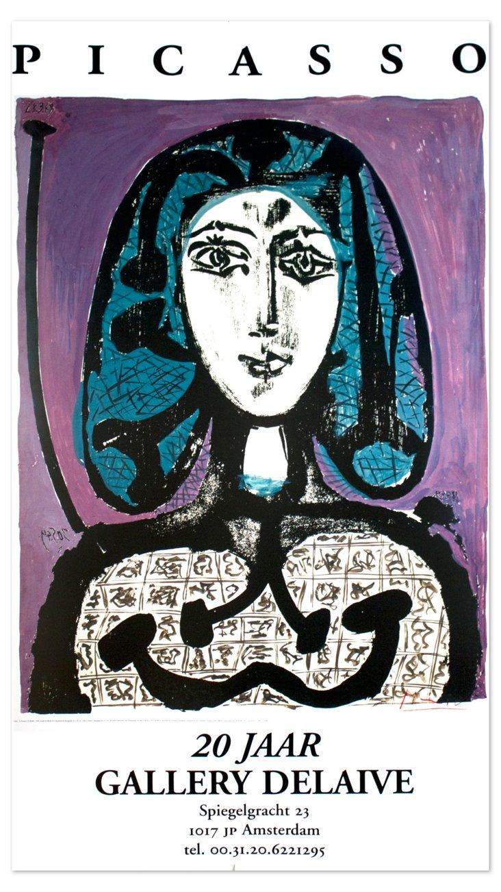 Pablo Picasso, La Femme à la Résille