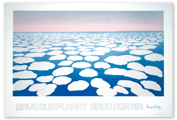 O'Keeffe, Save Our Planet Save Our Air