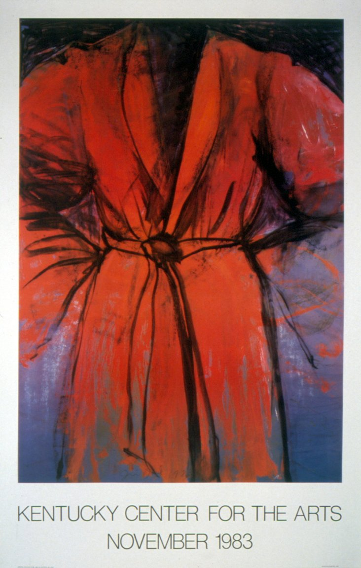 Jim Dine, Kentucky Robe