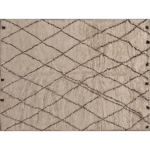 Turner Rug, Beige/Multi