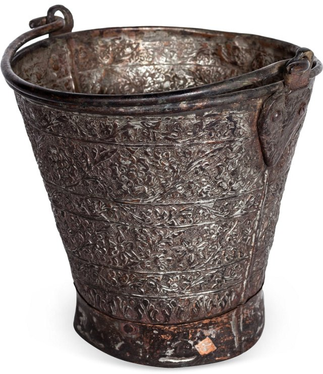 Copper Bucket II