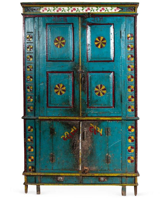 Sita & Ram Temple Cabinet