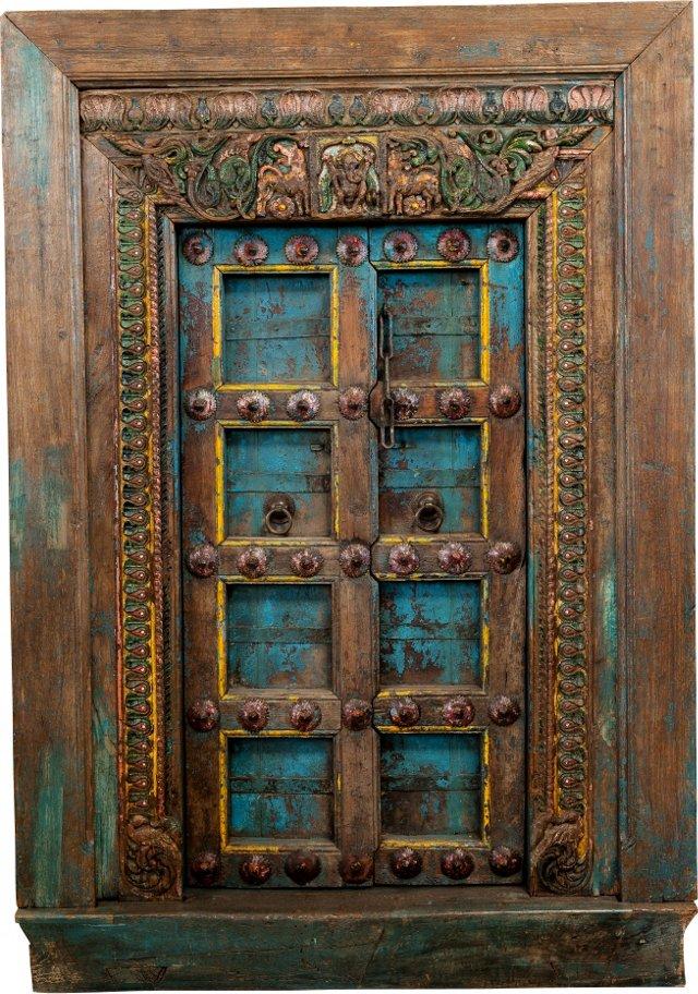 Ganesha Doors