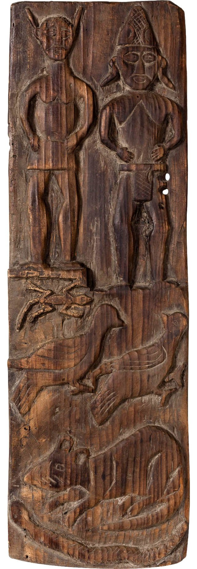 Bastar Carved Panel
