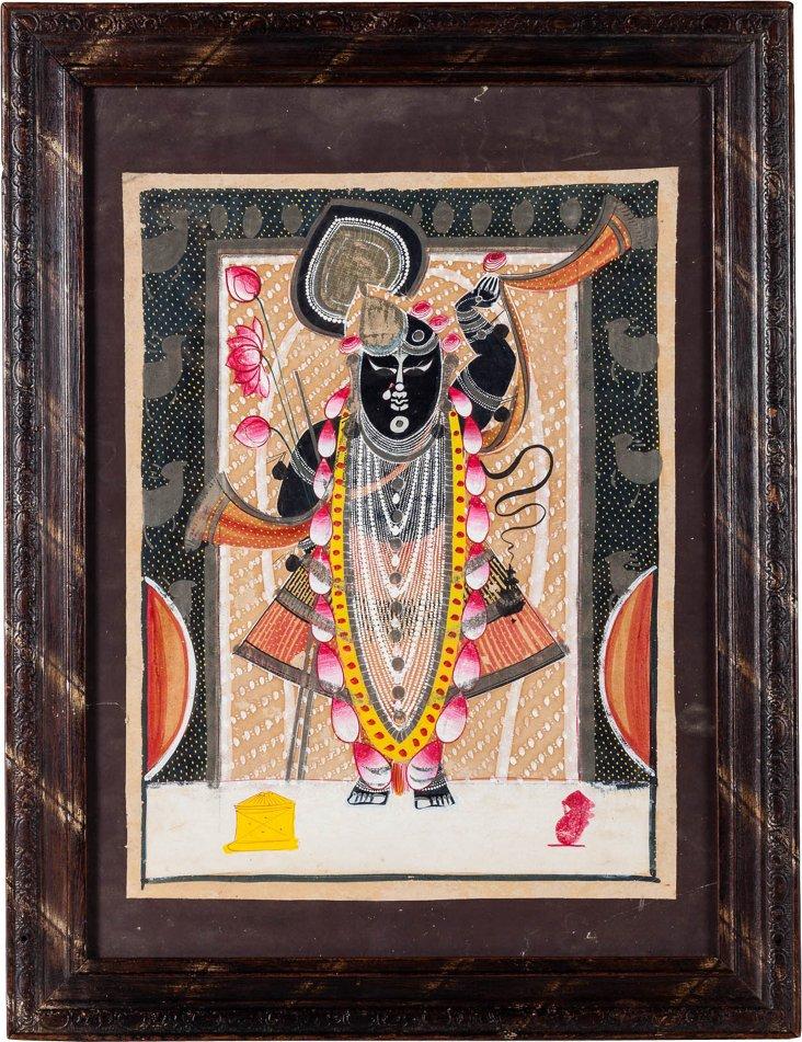 Painting of Shri Nathaji III