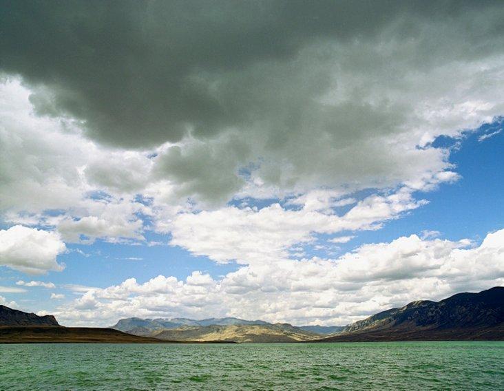Cindy Bennett, Green Reservoir