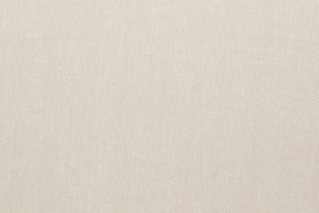 Chevron Stripe II, White, 5 Yds