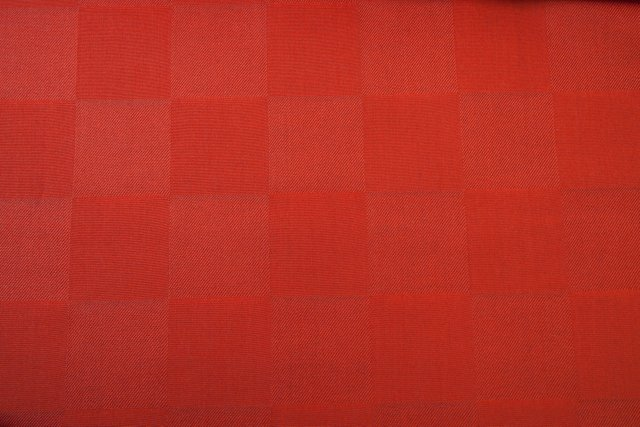 Lenox Check, Chinese Red, 2 Yds