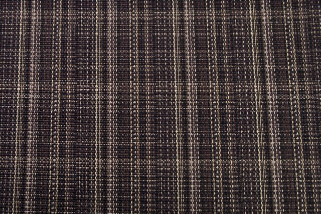 Stockbridge Plaid, Espresso, 2 Yds