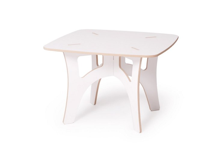 Kids Table, White
