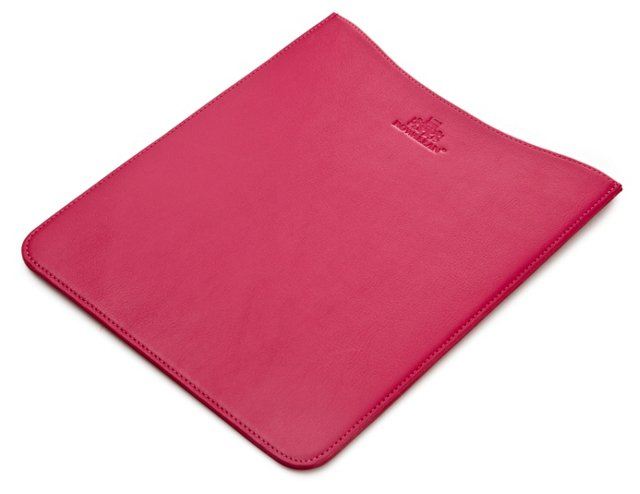 Tablet/iPad Sleeve, Raspberry