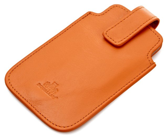 iPhone Sleeve, Orange