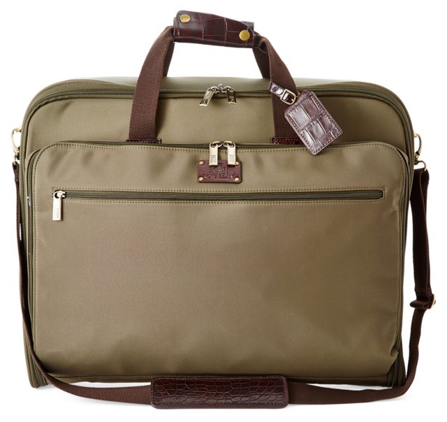 Carry-On Duffel, Olive