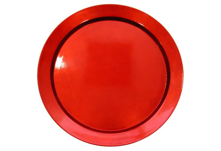 Pimpernel Charger, Red