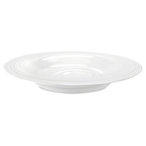 S/4 Sophie Conran Salad Plates, Ivory