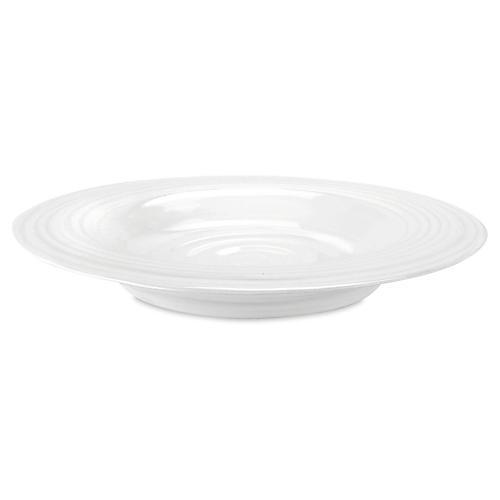 S/4 Sophie Conran Salad Plates, Ivory