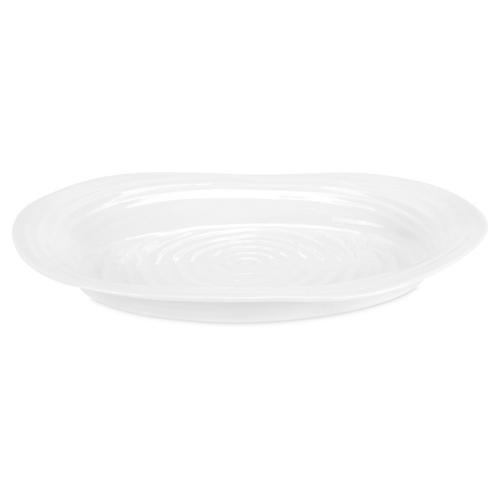 Porcelain Oval Platter