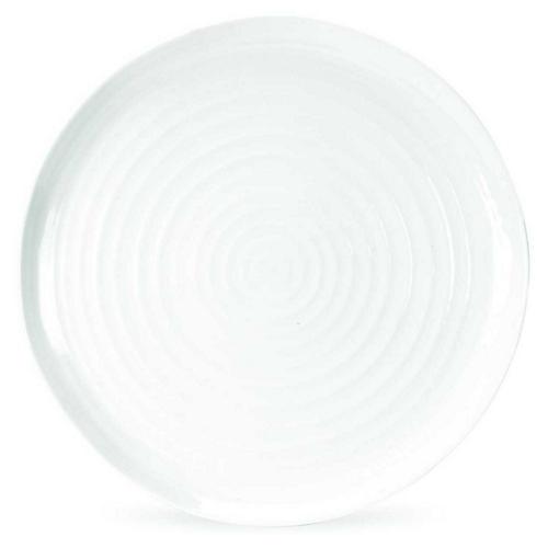 Sophie Conran Edith Round Platter, White