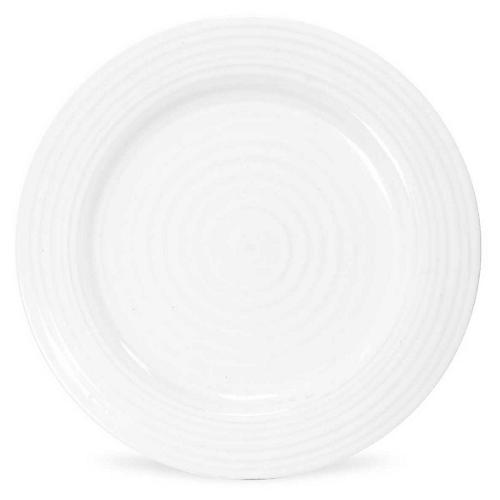 S/4 Sophie Conran Colet Dinner Plates, White
