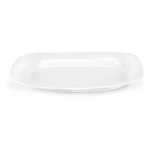 Sophie Conran Elbe Serving Tray, White