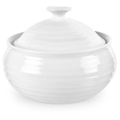 Sophie Conran Tadema Mini Casserole Dish, White