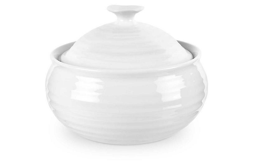 Sophie Conran Casserole Dish, White