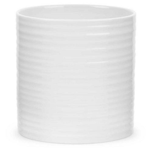 Sophie Conran Oval Utensil Holder, White