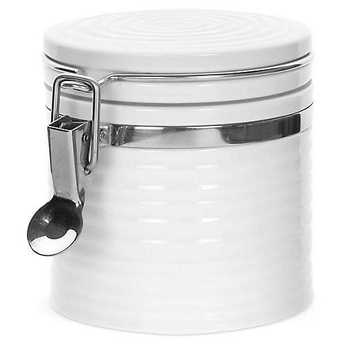Sophie Conran Ryle Jar, White