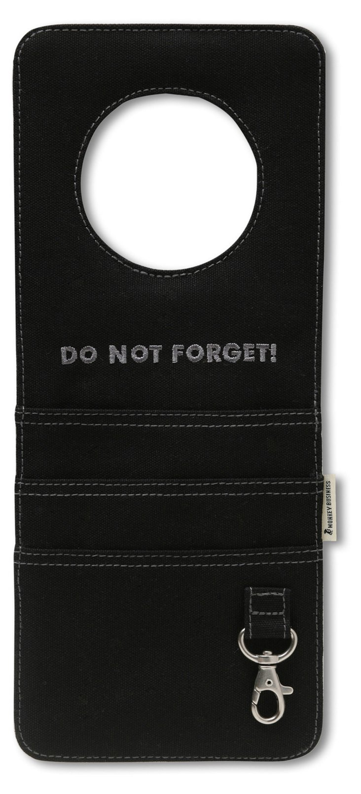 Door Organizer, Black