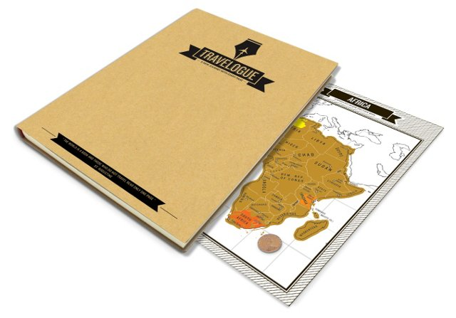Interactive Travelogue Journal
