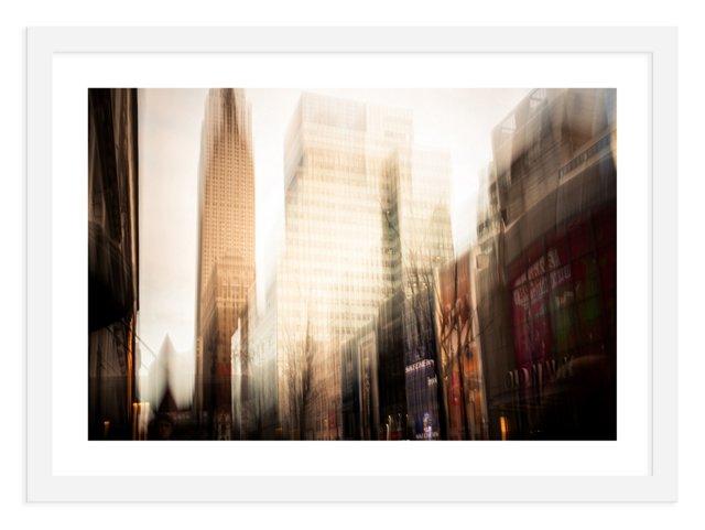 Dawn In NYC
