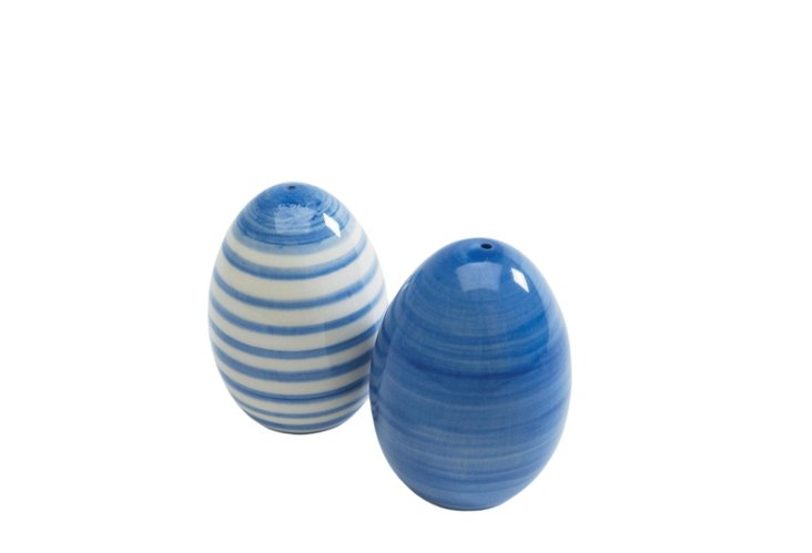 Salt & Pepper Set, Blue