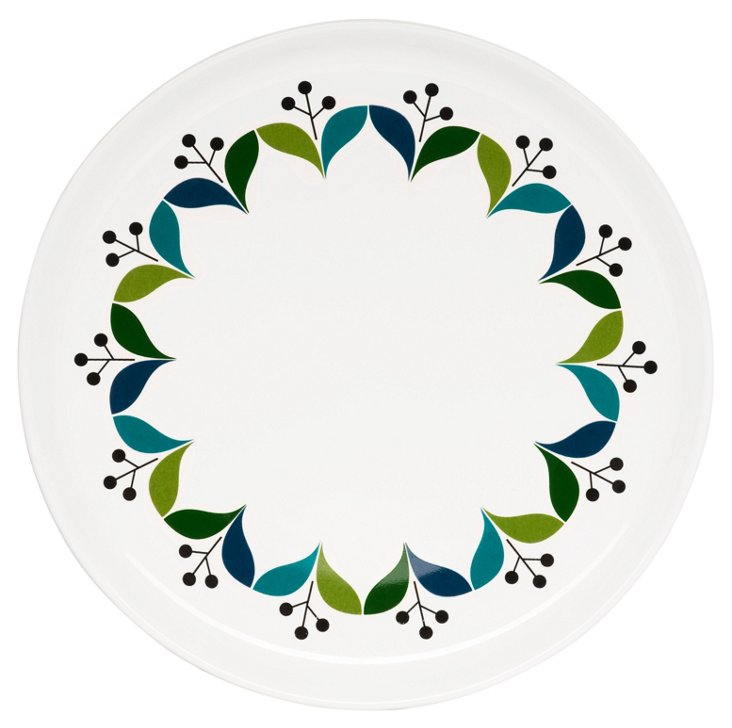 S/6 Retro Side Plates