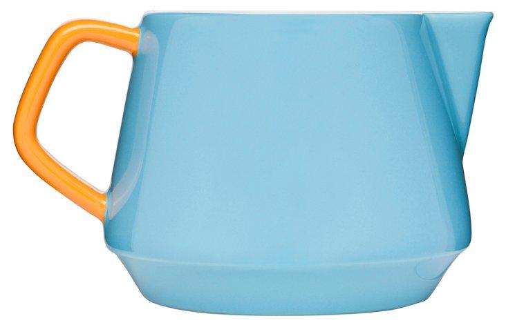 POP Milk Jug, Turquoise