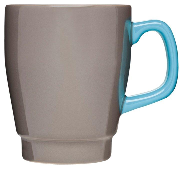 S/6 POP Mugs, Gray