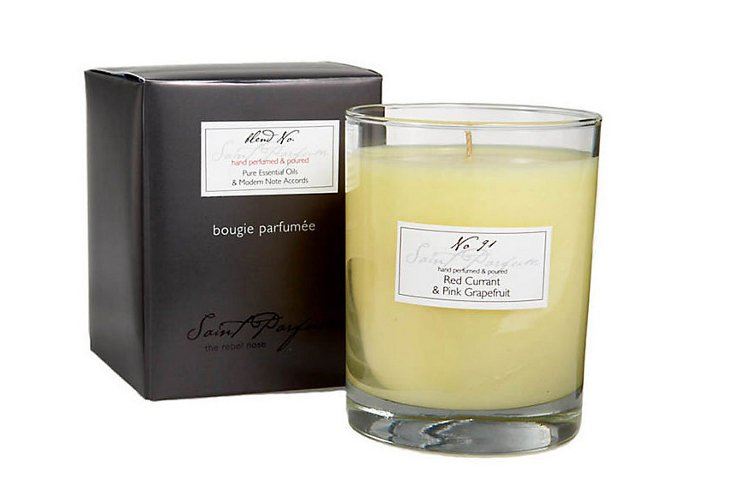 Red Currant & Pink Grapefruit  Candle
