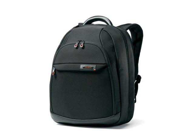 """17"""" Pro Laptop Backpack, Black"""
