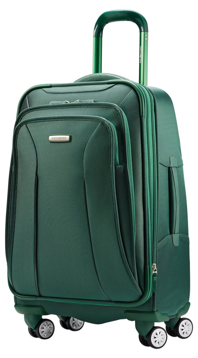 "21"" Hyperspace XLT Exp. Carry-On, Green"