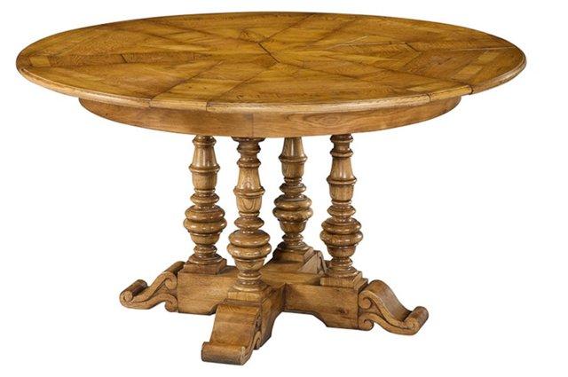 DNU, Disc, Vera Dining Table
