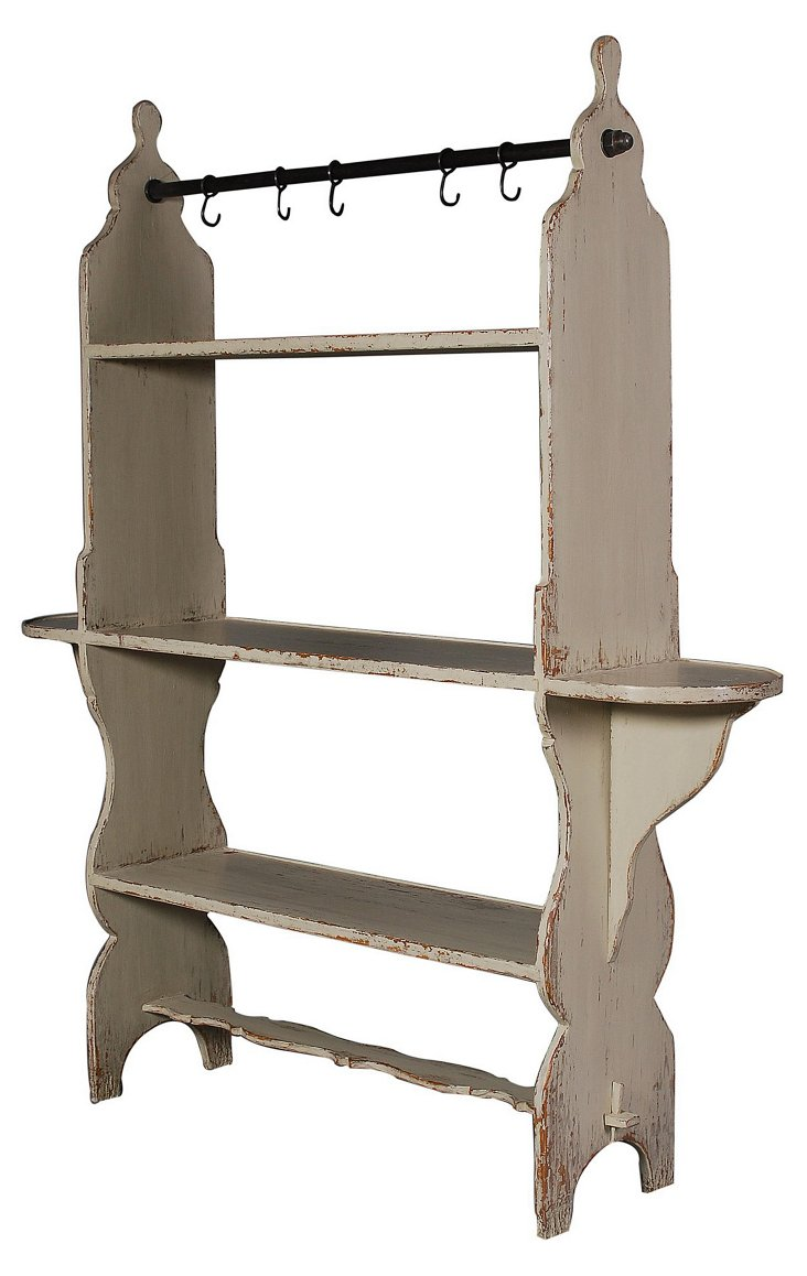 Edwards Kitchen Rack