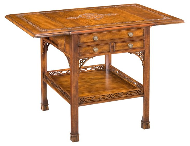DNUHamilton Drop-Leaf Table
