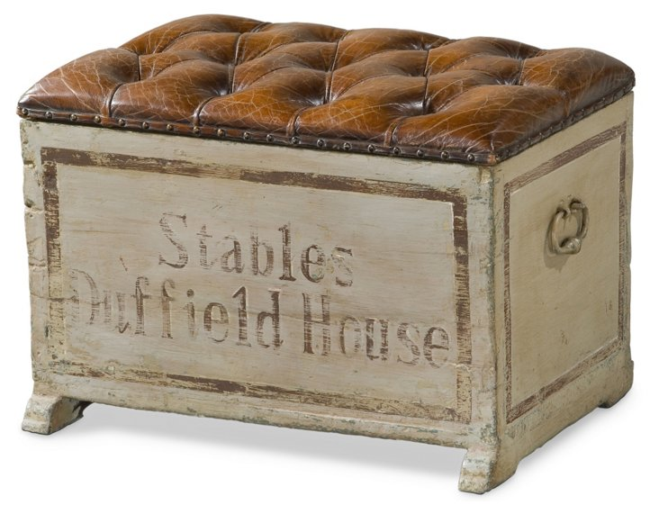 Duffield Stables Bench