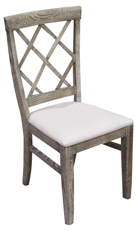 Maynard Chair, Gray