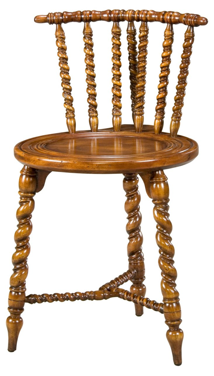 Sorgue Chair, Toffee