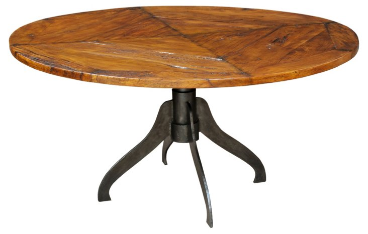 "Dina 60"" Round Dining Table"