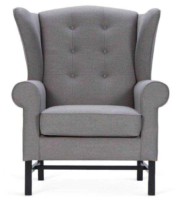 Gothenburg Chair, Steel