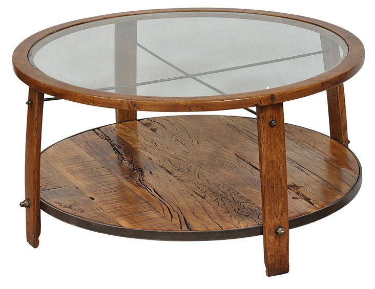 "Grant 36"" Coffee Table"