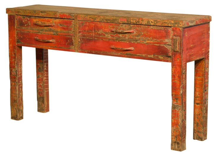 DNU,ORandall Console Table